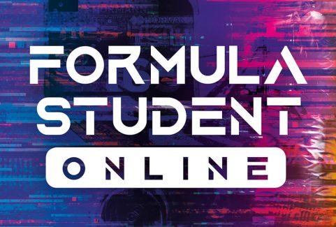 Formula Student Online brand design