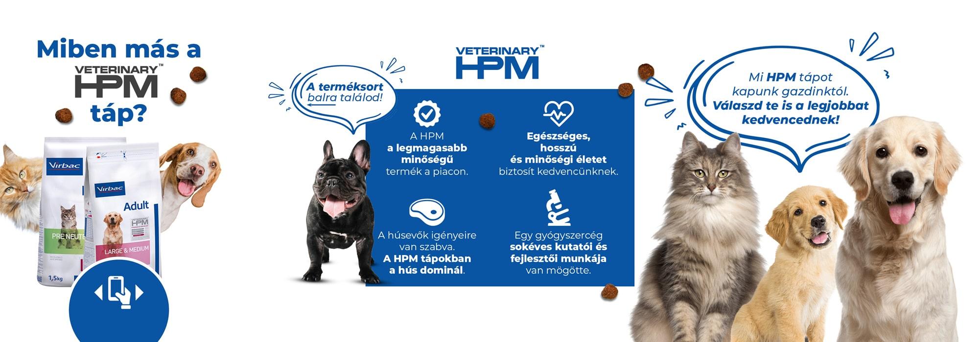 Veterinary HPM 3D poszt
