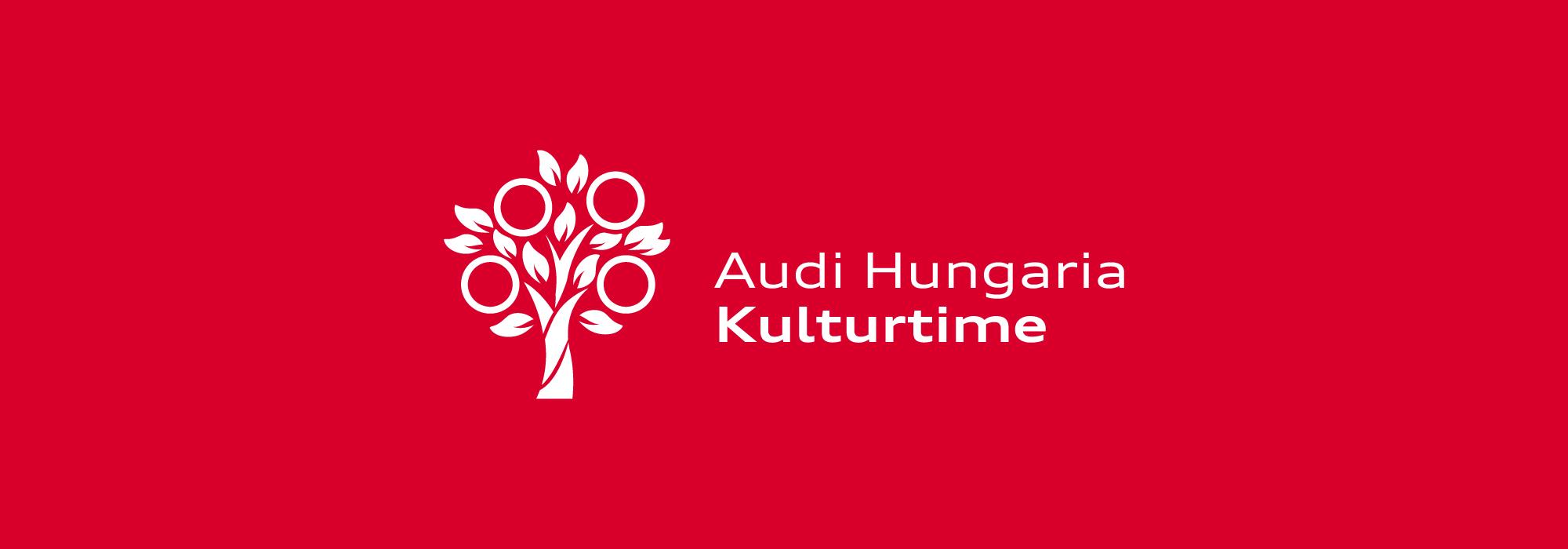 AUDI Kulturtime rendezvényarculat