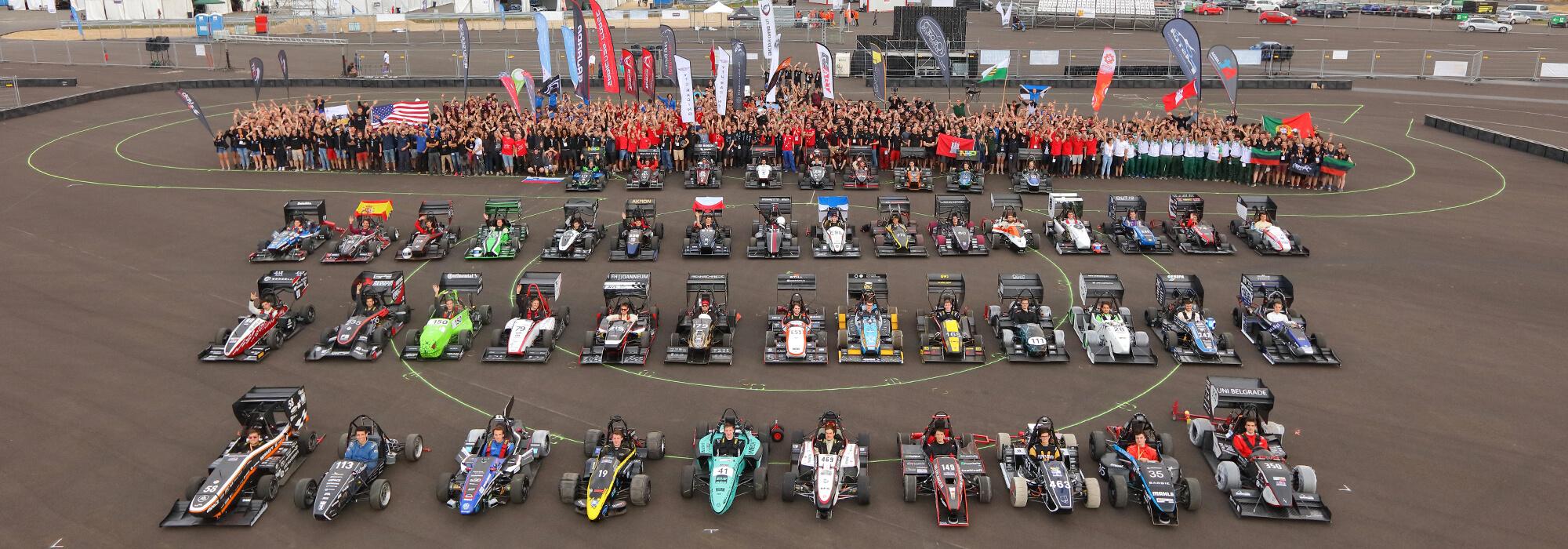 Formula Student East rendezvényszervezés